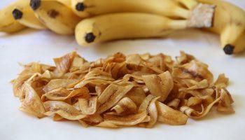 Vietnamese dried banana
