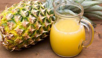 Vietnamese pineapple juice